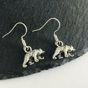 Jewelry - Bear Earrings